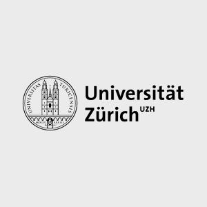 Hier ist das Logo der Universität Zürich zu sehen.