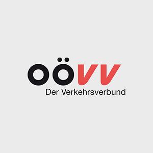 Hier ist das Logo des österreichischen Verkehrsbundes zu sehen.